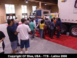 Ol' Blue USA - The Truck Show 2006